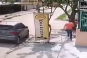 0f7e359ef0 policial - Policial reage a assalto e mata suspeito - VEJA VÍDEO