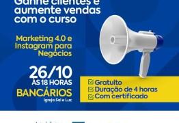 Frente Parlamentar e Escola do Legislativo oferecem curso de redes sociais para empreendedores