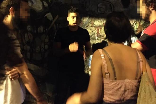 1 pmgabriel 104043 - YouTuber dá voz de prisão em aluna da federal após 'emboscada' - ENTENDA CASO