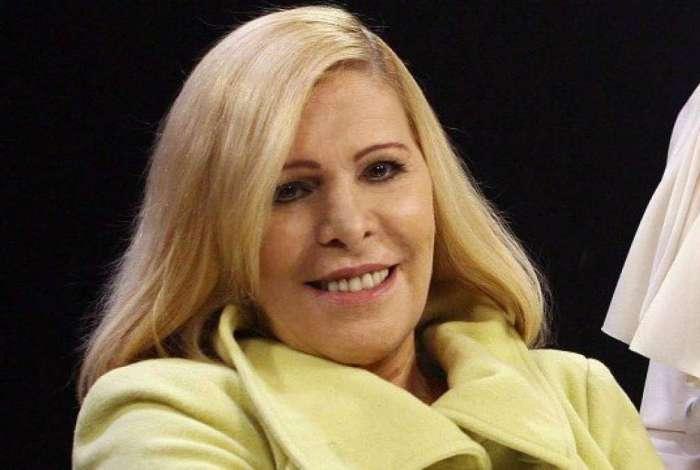 1 vanusa 6756264 - Cantora Vanusa morre aos 73 anos em Santos; causa foi insuficiência respiratória