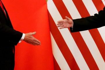 2018 05 18t025113z 1820904574 rc1ce38299b0 rtrmadp 3 usa trade china - Negociadores dos EUA e China se reúnem hoje para tentar avanço