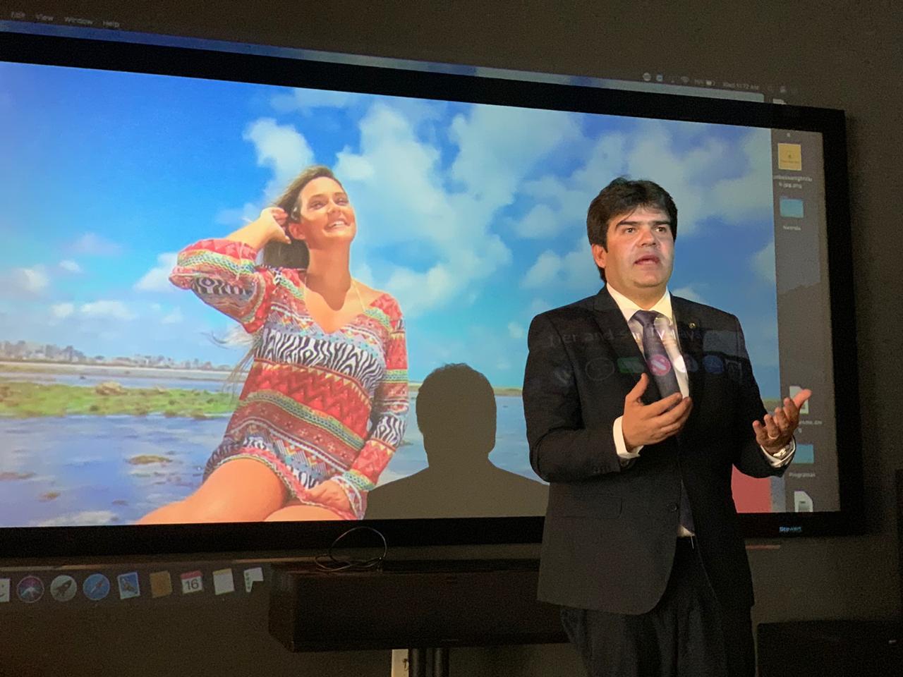 4afcacb5 b450 4413 9ba2 8b354ebdaa06 - Eduardo Carneiro apresenta produtos paraibanos com potencial de exportação a empresários e investidores americanos