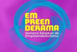 Semana Estadual vai debater Economia Criativa e Empreender no Mundo 4.0 e inscrições são gratuitas
