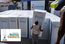 100 famílias de Patos ganham geladeiras novas nesta sexta