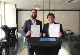 Eduardo fecha parceria com Câmara Comércio Brasil-Califórnia para promoção de novos negócios