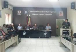 Clima esquenta na Câmara Municipal de Mamanguape e vereadores vão às vias de fato – VEJA VÍDEOS