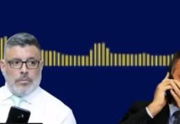 Alexandre Frota divulga conversa polêmica com Bolsonaro sobre ministro – OUÇA