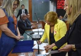 Desembargador Leandro nega pedido de Marcílio e mantém posse de Helena Holanda na CMJP