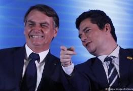 Moro cita 'lealdade' e afirma: 'Meu candidato em 2022 é Bolsonaro'