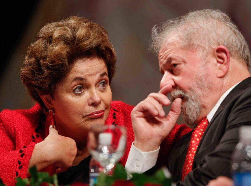Lula Dilma 1 868x644 - TESTEMUNHA DE DEFESA: Dilma diz desconhecer atuação de Lula em empréstimo que beneficiou Odebrecht