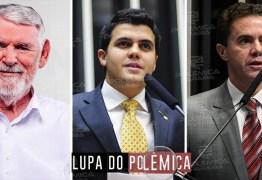 LUPA DO POLÊMICA:  Veja as emendas parlamentares de três ex-deputados paraibanos que escolheram deixar a câmara em 2019
