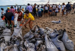 Paraíba tem três áreas de proteção ambiental atingidas pelo óleo