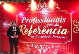Atuação profissional do 1° vice-presidente do Creci-PB é referência na cidade de Patos