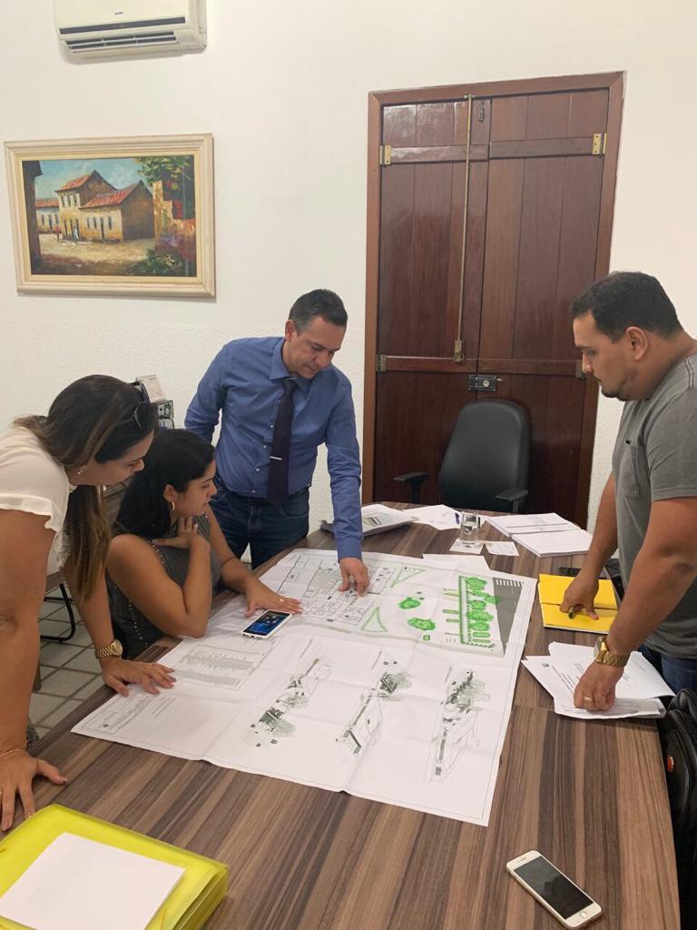 Panta hospital infantil - Santa Rita construirá hospital infantil do município