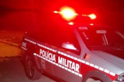VIATURA 19 08 - Sargento da PM é preso suspeito de atirar contra cabos eleitorais em Pedras de Fogo