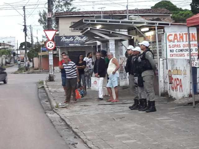 WhatsApp Image 2019 08 23 at 06.11.02 - OPERAÇÃO ALVORADA: Polícia deflagra mais uma fase da operação contra assaltos em paradas de ônibus da PB