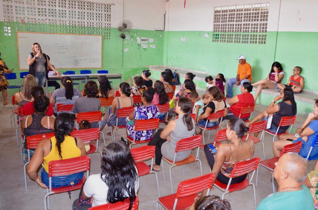 WhatsApp Image 2019 10 11 at 19.10.59 - A partir de 2020: Santa Rita solicita ao Ministério da Educação implantação da escola cívico-militar