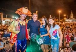 DIA DE FESTA: Comemoração do Dia das Crianças atrai grande público em São José de Piranhas
