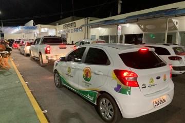 WhatsApp Image 2019 10 20 at 14.32.31 - Carro da Prefeitura de Cachoeira dos Índios é flagrado em aeroporto no Ceará