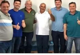 ITAPORANGA: após deixar PSB, prefeito Divaldo Dantas oficializa filiação ao DEM