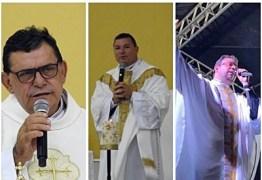 DISPUTA POLÍTICA EM PATOS: Três padres são cotados para serem candidatos à Prefeitura