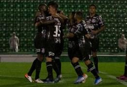 Gols no segundo tempo são trunfo do Corinthians campanha do Brasileirão