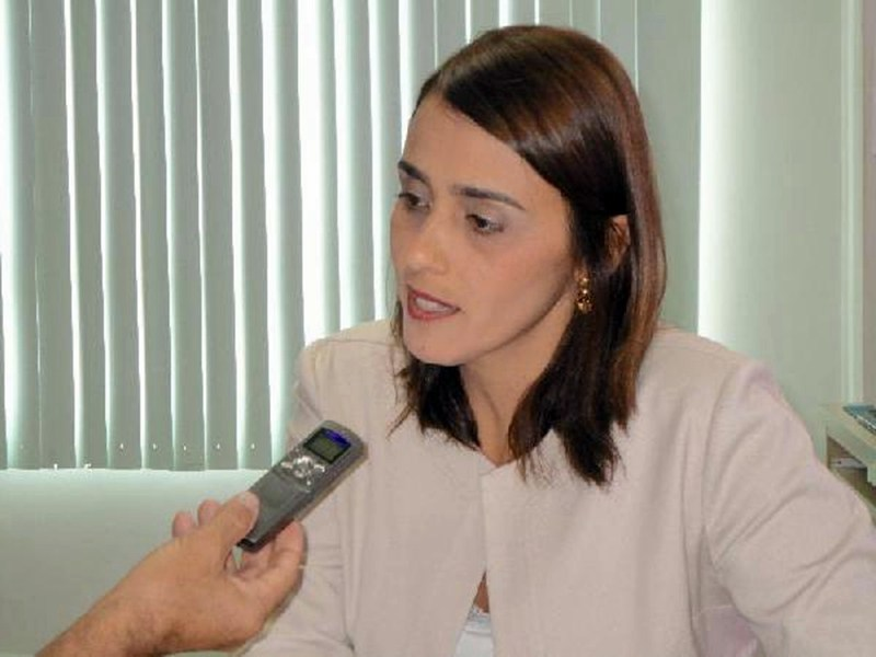ana claudia vital do rego - Pré-candidata do Podemos 'bate' na Prefeitura de Campina Grande