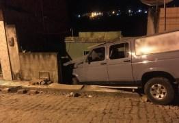 FORAGIDO: Motorista suspeito de atropelar cinco pessoas da mesma família dentro de casa não comparece em delegacia para depor