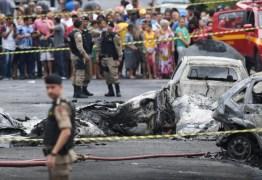 Morre piloto da aeronave que caiu em área residencial de Belo Horizonte