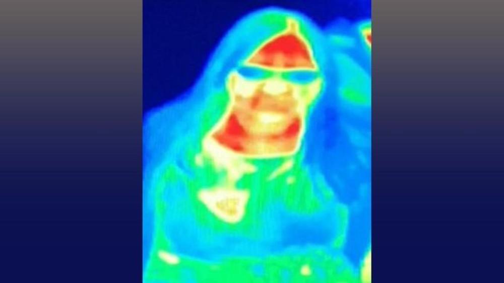 bbc mama - Câmera térmica de atração turística revela câncer de mama em visitante