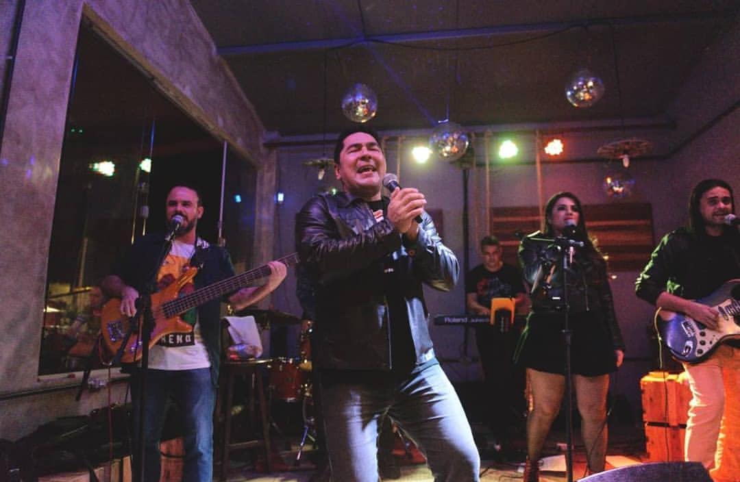 bruno sakaue2 - Após anunciar saída da TV Cabo branco, Bruno Sakauê divulga agenda de show com banda de rock