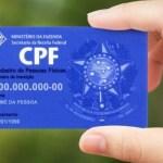 cpf - AUXÍLIO EMERGENCIAL: Problema com CPF pode ser regularizado via internet, garante Receita Federal
