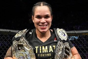 csm 1004338 0460b18626 - Amanda Nunes: 'Sou a maior do UFC e ninguém vai tirar meus cinturões'