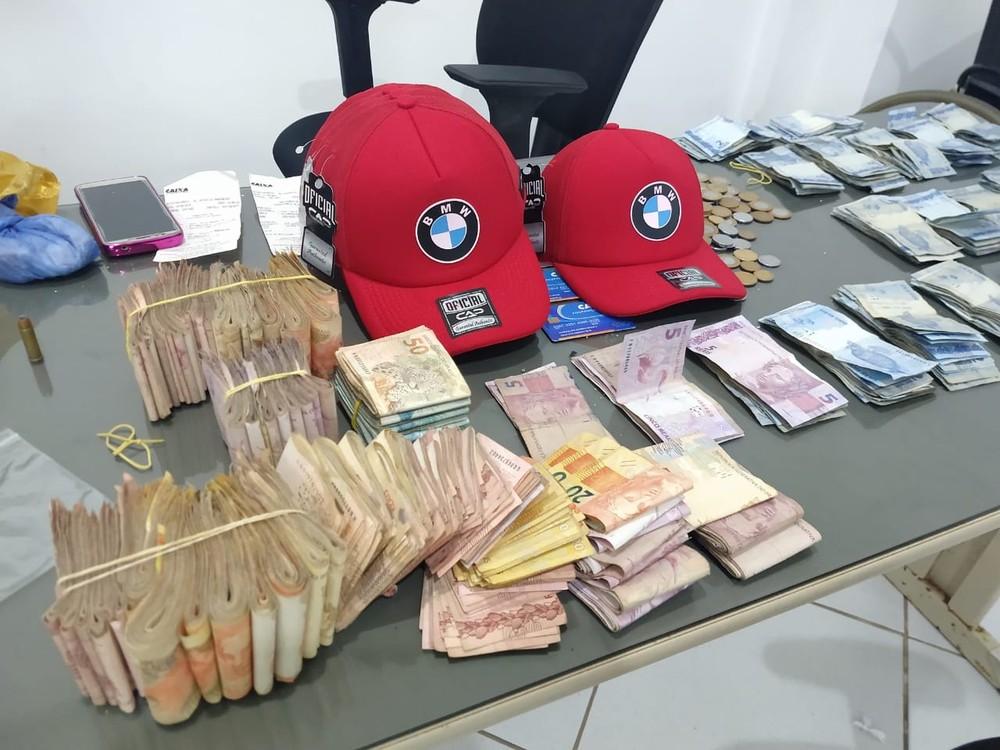 drogas jacuma - Mulher é presa suspeita de operar financeiramente 'laboratório' de cocaína na praia de Jacumã