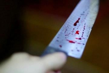 faca peixeira - Idoso é preso após matar vizinha a facadas em Cajazeiras