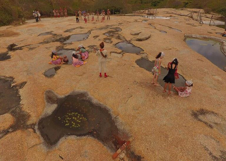 fc44f222 3cfd 497b a4be 7c6834b6961c - SOM DAS PEDRAS: Princesa Isabel recebe projeto cultural na Pedra do Guiné