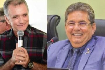 Galego Souza parabeniza Adriano Galdino pelo título de cidadão pessoense e a medalha Epitácio Pessoa
