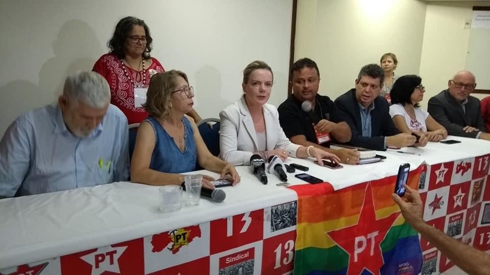 gle 1 - INVESTIGAÇÕES: PT da Paraíba adota mesma estratégia da cúpula nacional da legenda - por Felipe Nunes
