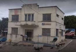 Dupla armada assalta agência dos Correios em Alagoa Grande, na Paraíba