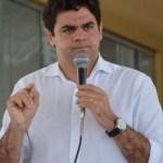 jarques lucio microfone 750x375 - Prefeito de São Bento cria feriadão e endurece isolamento social para iniciar retomada da economia em 15 de junho