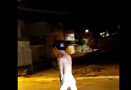 Jovem aposta em derrota do Flamengo contra o Grêmio e tem que correr pelado pelas ruas – VEJA VÍDEO