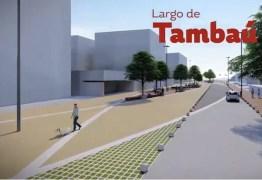 'Largo de Tambaú' promete mudar orla marítima de João Pessoa