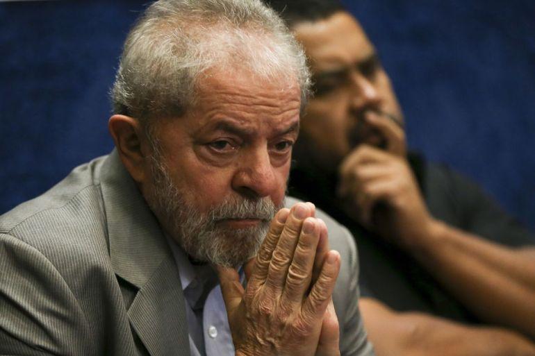 lulaa - 'SEMI-ABERTO: Lula informa à Justiça que não aceitará progressão de regime