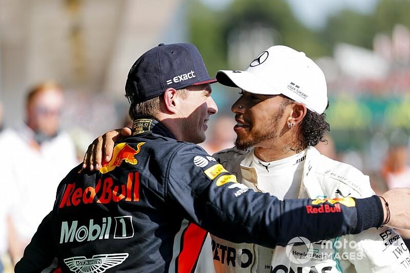 max verstappen red bull racing - Verstappen diz que Hamilton só está perto do hexa por não ter rivais