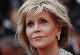 Jane Fonda é presa por protestar contra mudanças climáticas