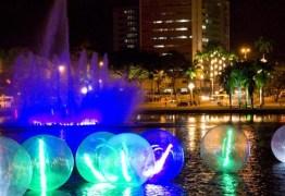 Luciano Cartaxo lança iluminação natalina de 2019 no Parque da Lagoa