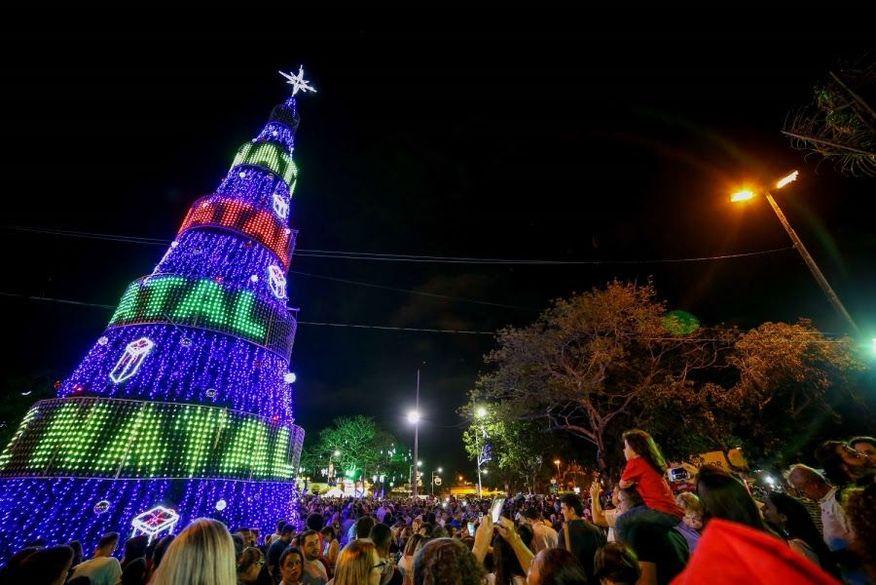 natal iluminado campina grande - Cartaxo anuncia calendário de eventos para fim de ano em João Pessoa