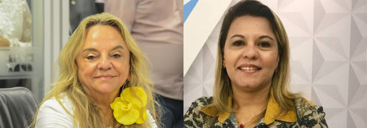 TROCA DE DOUTORAS: Paula Francinete pede licença médica e Jane Panta assume vaga na ALPB