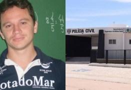 Delegado que investiga caso de assédio sexual de professor em Cajazeiras revela: 'Adolescentes foram de forma voluntária ao apartamento':