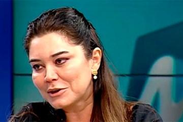 renata arruda - Cantora paraibana pede doação de sangue A+ para seu pai que está internado - VEJA VÍDEO